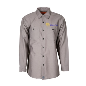 Pinnacle/EWC - L/S Industrial Shirt for White Oak
