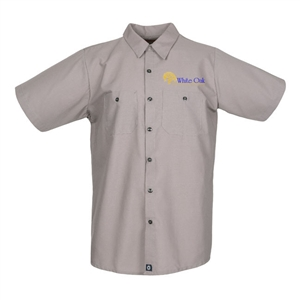 Pinnacle/EWC - S/S Industrial Shirt for White Oak