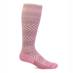 Sockwell Chevron Graduated Compression Sock