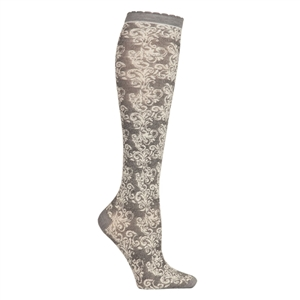 Celeste Stein WLWN - Women's Knee High 8-15 mmhg Compression Sock