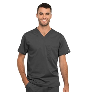 Cherokee WW625 - Revolution Unisex V-Neck Solid Scrub Top