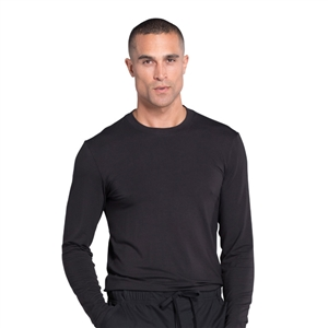 Cherokee Professional WW700 - Men's Long Sleeve Solid Underscrub T-Shirt