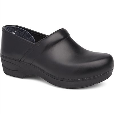Dansko - Ladies Pro XP 2.0 Black Pull-Up Leather