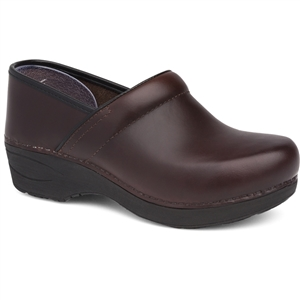 Dansko - Ladies Pro XP 2.0 Brown Pull-Up Leather