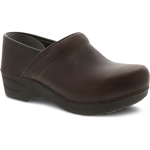 Dansko - Ladies Pro XP 2.0 Brown Waterproof Pull-Up Leather