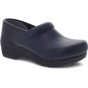 Dansko - Ladies Pro XP 2.0 Navy Waterproof Pull-Up Leather
