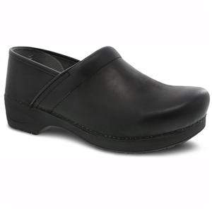 Dansko - Men's Pro XP 2.0 Black Burnished Nubuck Leather