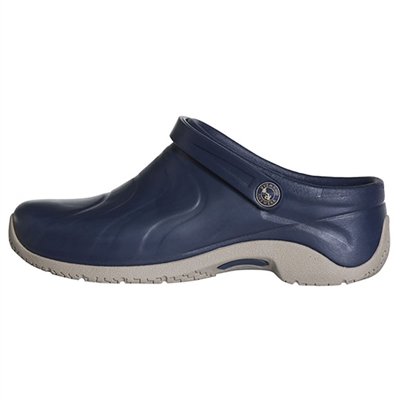 Anywear by Cherokee Women's Zone Convertible Clog in Navy