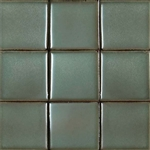 Bristol Studios - Cosmic - G2256 Earth - 4X4 Handcrafted Decorative Tile