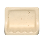 CoverQuik NAT91SD - Soap Dish - Resin Faux Stone - Light Chiaro Travertine Color - Bath Accessory