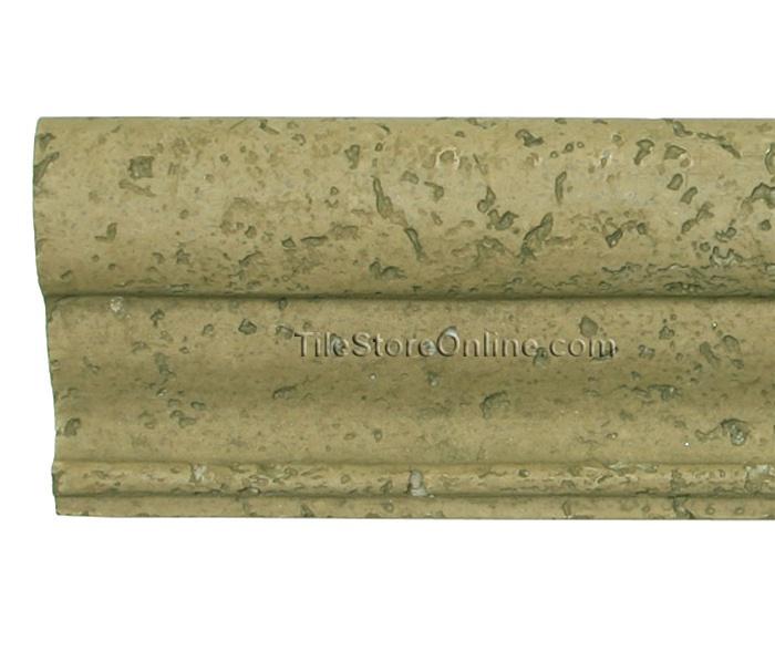 Resin Travertine Faux Stone