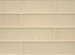 Manhattan Glass Subway Brick Plank - 4 X 16 Cashmere - Gloss Finish