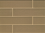 Manhattan Glass Subway Brick Plank - 4 X 16 Heiress - Gloss Finish