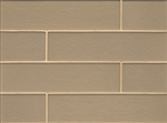 Manhattan Glass Subway Brick Plank - 4 X 16 Heiress - Matte Frost Finish