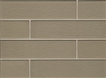 Manhattan Glass Subway Brick Plank - 4 X 16 Madison - Gloss Finish