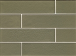 Manhattan Glass Subway Brick Plank - 4 X 16 Mint - Gloss Finish
