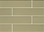 Manhattan Glass Subway Brick Plank - 4 X 16 Pistachio - Gloss Finish
