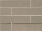 Manhattan Glass Subway Brick Plank - 4 X 16 Silk - Gloss Finish
