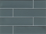 Manhattan Glass Subway Brick Plank - 4 X 16 Subway - Gloss Finish