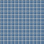 American Olean Color Appeal Glass - C110 Dusk - 1X1 Glass Tile Mosaic - Glossy