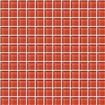 American Olean Color Appeal Glass - C116 Auburn - 1X1 Glass Tile Mosaic - Glossy