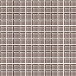 American Olean Color Appeal Glass - C118 Orchid - 1X1 Glass Tile Mosaic - Glossy