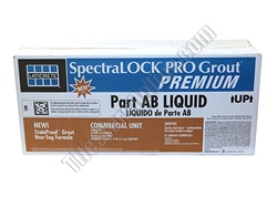 Laticrete SpectraLOCK PRO Premium Epoxy Grout Commercial Unit Part A & B