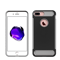 iPhone 7 / 8 Plus CF Armor Case - Black