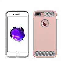 iPhone 7 / 8 Plus CF Armor Case - Rose Gold