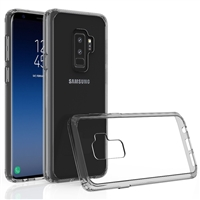 Samsung Galaxy S9+ Crystal Case - Gray