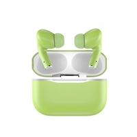 TG13 - TWS Stereo earbuds w/ Touch Sensor - Green