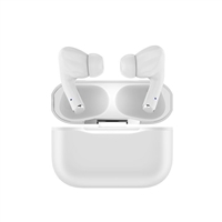 TG13 - TWS Stereo earbuds w/ Touch Sensor - White