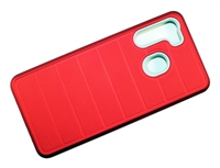 Samsung Galaxy A21 CF Armor - Red