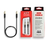 3.5mm Universal Aux Cable - Black
