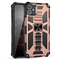 "Wholesale iPhone 12 Mini 5.4"" Armor Case 2020 - Rose Gold"