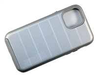 "Wholesale iPhone 12 Mini 5.4"" CF Armor Case - Silver"