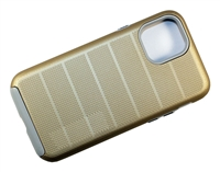 "Wholesale iPhone 12 / 12 Pro 6.1"" CF Armor Case - Gold"