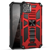 "Wholesale iPhone 12 Pro Max 6.7"" Armor Case 2020 - Red"