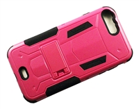 iPhone 7 / 8 Plus 3in1 Armor Hybrid Case - Pink