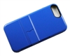 iPhone 7 / 8 Plus Armor Hybrid Case with Card Slot - Blue