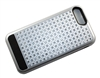 iPhone 7 / 8 Plus Crystal Diamond Hybrid Case - Silver