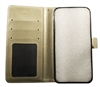 iPhone 7 / 8 Plus Leatherette Wallet Case - Beige