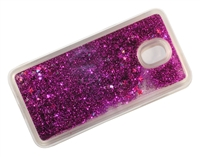 Samsung J7 Refine / J7 Star / J737 / J7 2018  Liquid Glitter TPU Case - Purple