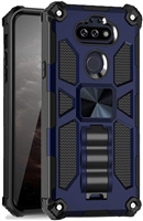 Wholesale LG Aristo 5 / Monarch / Fortune 3 / K31 New Armor Case 2020 - Blue
