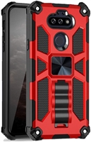 LG Aristo 5 / Fortune 3 / K31 New Armor Case 2020 - Red