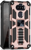 Wholesale LG Aristo 5 / Monarch / Fortune 3 / K31 New Armor Case 2020 - Rose Gold