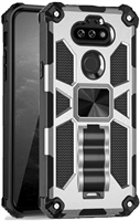 Wholesale LG Aristo 5 / Monarch / Fortune 3 / K31 New Armor Case 2020 - Silver