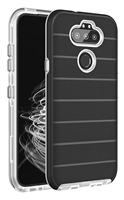 Wholesale LG Aristo 5 / Monarch / Fortune 3 / K31 CF Armor Case - Black
