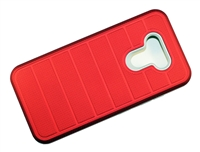 LG Premier Pro Plus / K41 / Harmony 4 New CF Armor Case - Red