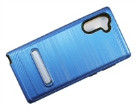 Samsung Note 10 Armor with Magnetic Kickstand Case - Blue